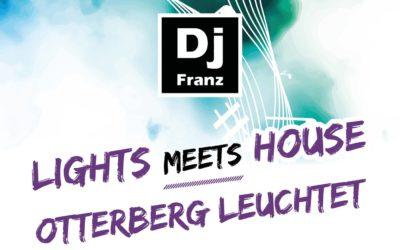 Lights meets house – Otterberg leuchtet