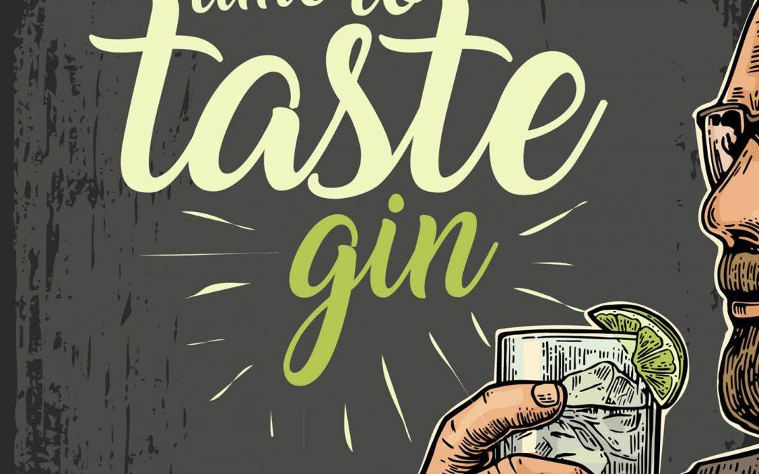 Time to taste Gin