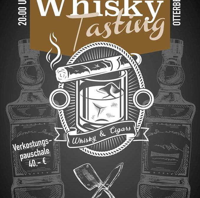 Whisky Tasting – Schottische Inseln