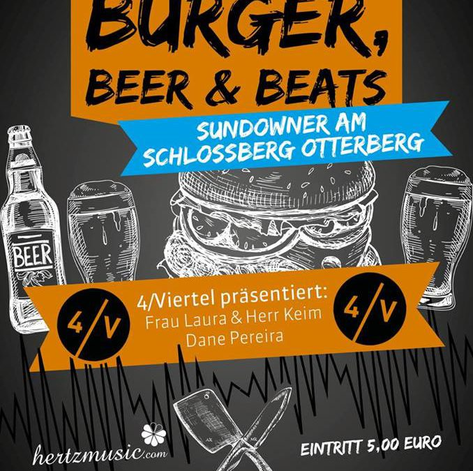 Burger, Beer&Beats