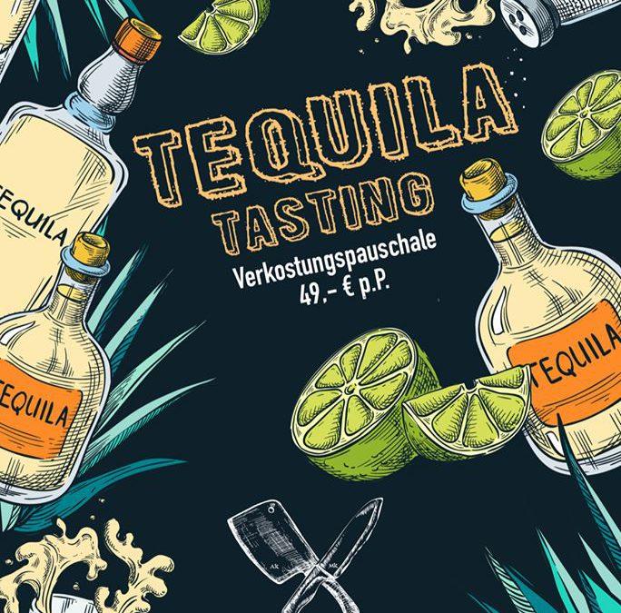 Tequila tasting – Dia de Muertos